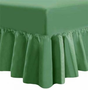 Fitted valance sheet