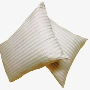 Sateen Stripe Pillow Pair